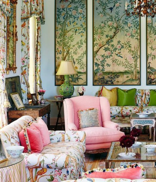 Chintz and Chinoiserie