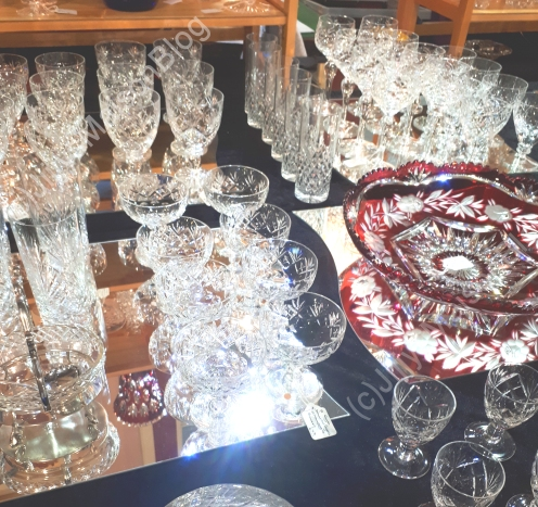 Collectors Pure Crystal Glasses